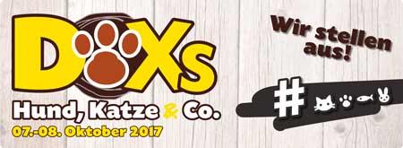 DOX Messe 2017 Banner Aussteller